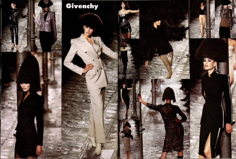 aa0bfc716b Lady Leopard  Givenchy Fall 1997 ready-to-wear by Alexander McQueen