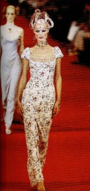 John Galliano For Givenchy Vogue Patterns Patternvault