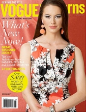 Vogue Patterns magazine, June/July 2011