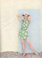 Vogue Pattern Book - 1960s beachwear