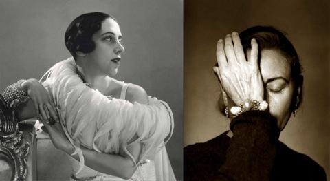 Young Elsa Schiaparelli George Hoyningen-Huene 1930s Miuccia Prada Guido Harari