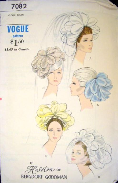 Vintage Vogue   PatternVault