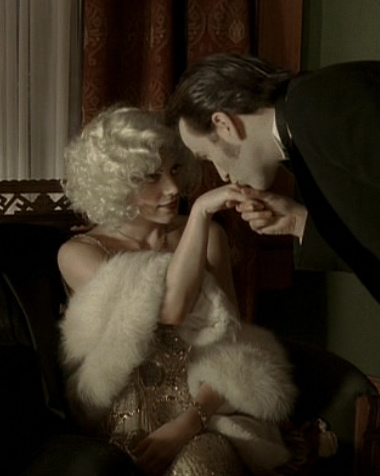 Young woman Kim McKean Bill Compton Stephen Moyer 1920s Chicago 1926 True Blood Season 2