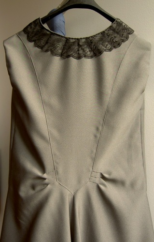 McCall 4457 Patou 1920s flapper dress