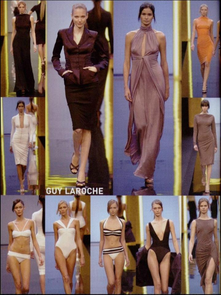 L'Officiel 1000 modeles number 48 (2004) Guy Laroche Herve Leger Herve L Leroux