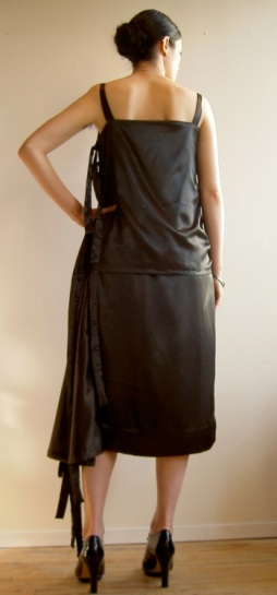 McCall 4464 Chanel 1920s evening dress