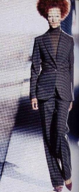 Alber Elbaz for Guy Laroche FW RTW 1998-99