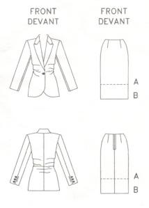 Vogue 2202 schematic