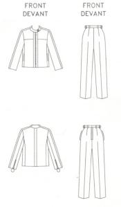 Vogue 2205 schematic