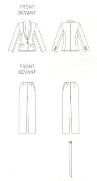 Vogue 2206 schematic