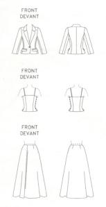 Vogue 2497 schematic