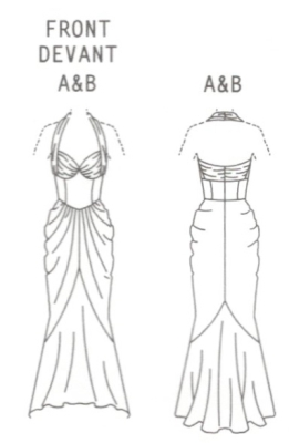 Vogue V1016 schematic