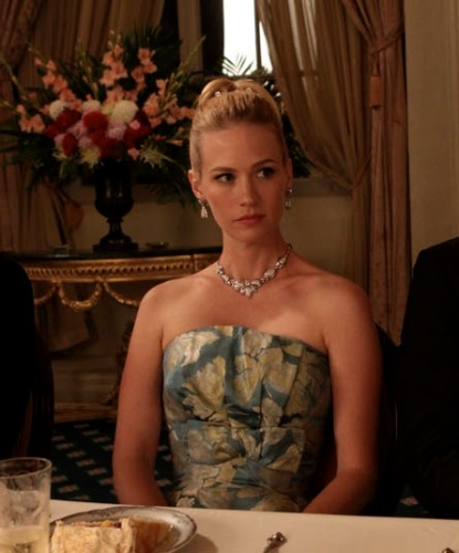 "Betty Draper (January Jones) in ""The Color Blue"" (Mad Men, Season 3)"