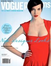 Vogue Patterns magazine, June/July 2012