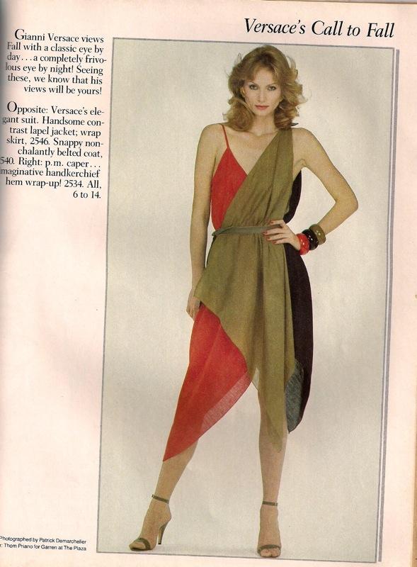 Gianni Versace Vogue Patterns Patternvault