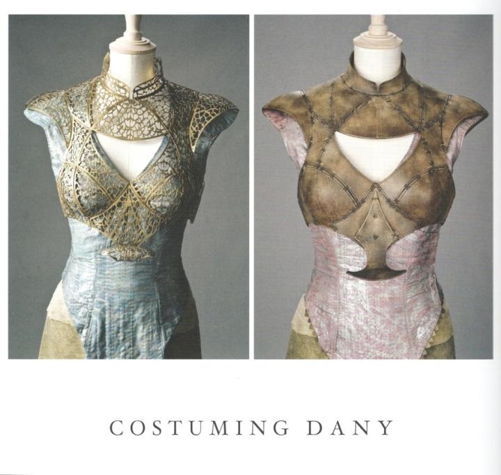 Costuming Dany: Daenerys in Qarth costume details