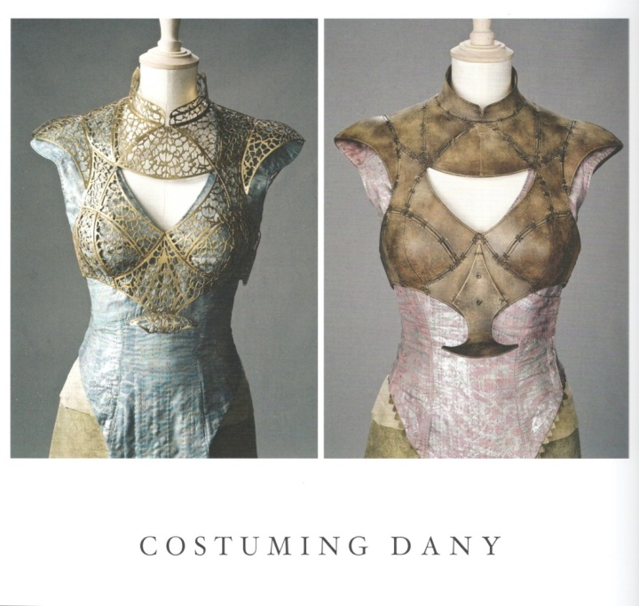Costuming Dany: Daenerys in Qarth costume details