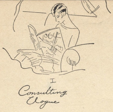 I. Consulting Vogue - Vogue's Book of Practical Dressmaking, 1926
