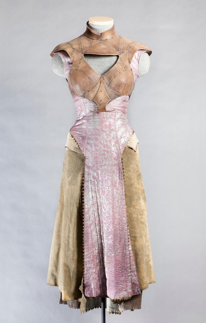 Costume Daenerys Targaryen Qarth S2