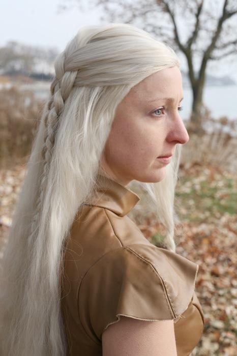 Daenerys armour