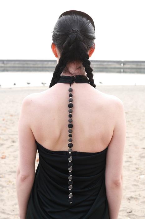 Quaithe - back detail