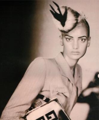 Givenchy by John Galliano ad campaign Fall 1996