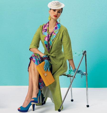 Vintage Vogue pattern V8875