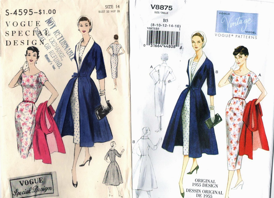 Vintage Vouge Patterns 99