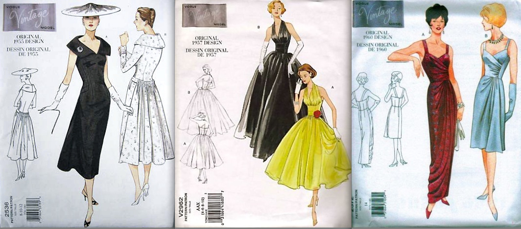 Vintage Vogue Search Patternvault