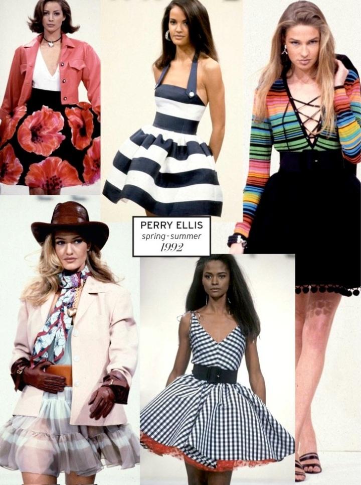 L'Officiel 1000 modèles no. 4, 2012 Perry Ellis by Marc Jacobs SS 1992