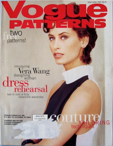 Vogue Patterns May/June 1995