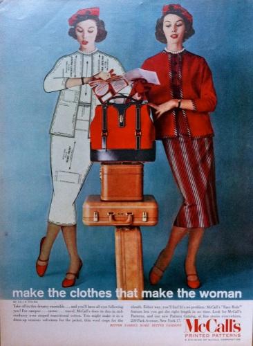 McCall's 3790 - advertisement advert 1956