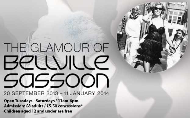 The Glamour of Bellville Sassoon, 20 September 2013 - 11 January 2014
