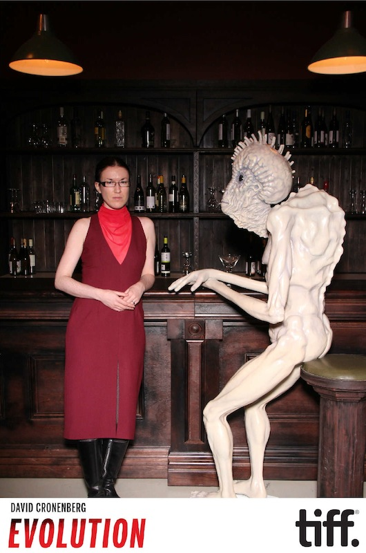 With the Mugwump at TIFF's David Cronenberg: Evolution