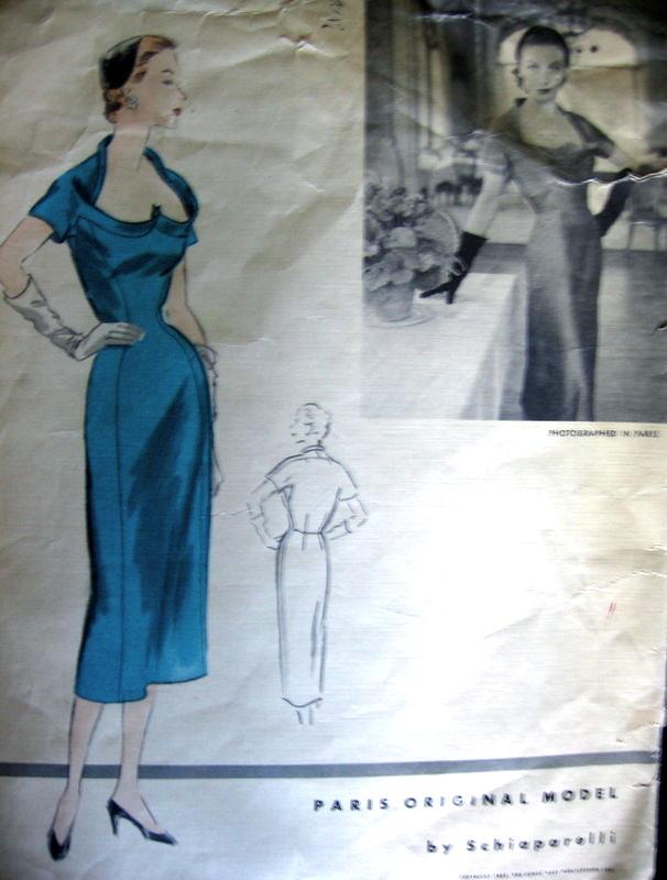 Vogue 1179 (1952)