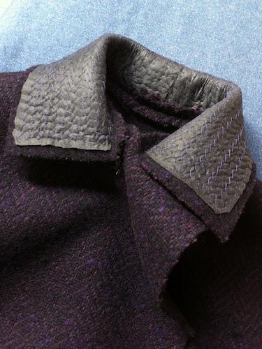 30s coat collar