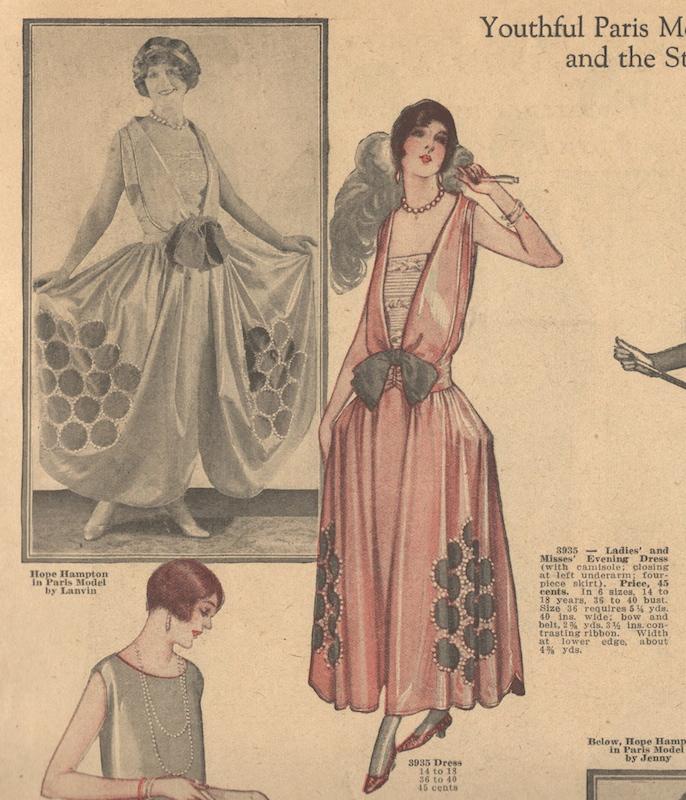 1920s Patternvault