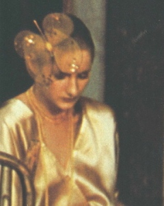 Striking Gold - Deborah Turbeville, holiday 1979