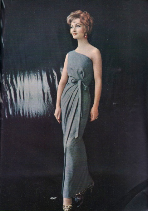 1960s Leombruno-Bodi photo of Evelyn Tripp in Vogue 4267