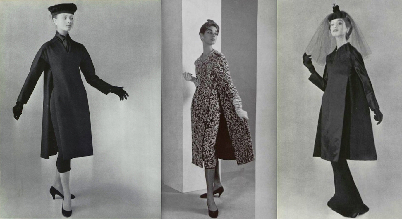 February 2015 patternvault for 1960 s haute couture