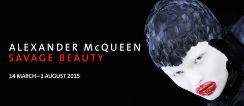 Alexander McQueen: Savage Beauty in London
