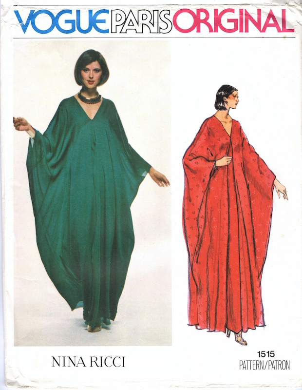 Rock the Caftan | PatternVault