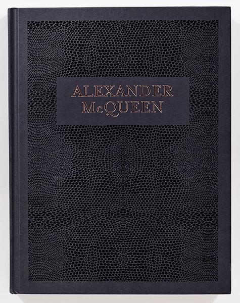 Alexander McQueen catalogue - Abrams
