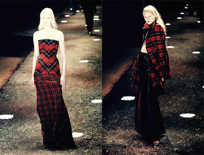 Joan - Alexander McQueen FW 1998