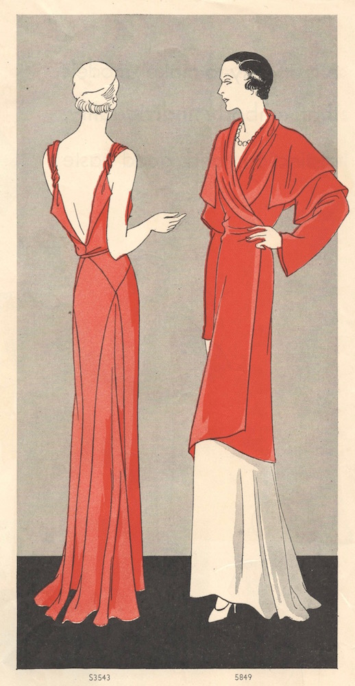 Vintage Vogue PatternVault Classy Vintage Vogue Patterns