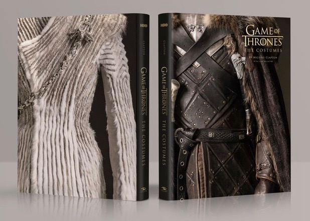 Game of Thrones: The Costumes book by Michele Clapton with Gina McIntyre