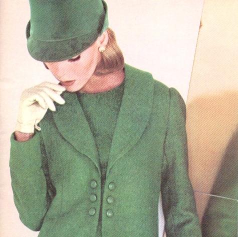 Jean Muir for Jane & Jane, Butterick Home Catalog, Spring 1965.