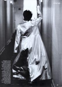 Winona Ryder by Ellen von Unwerth, 1993