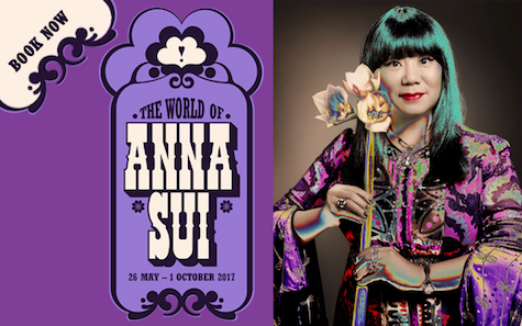 The World of Anna Sui, 26 May - 1 October 2017, London