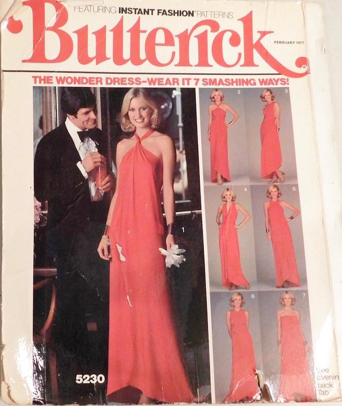 Butterick Feb 1977